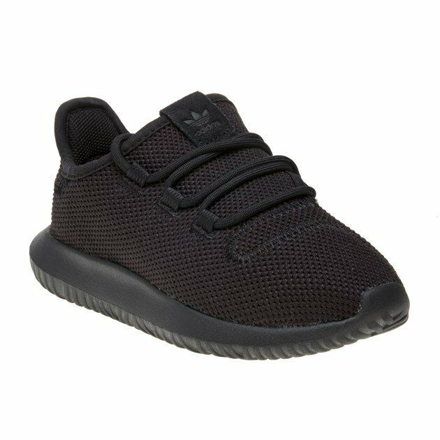 53913e04a65 Kids s adidas Originals Tubular Shadow C Lace-up Trainers in Black UK 1    EU 33 for sale online