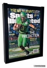 Sports Illustrated Magazine Display Case Frame For Issues July 1994 To Current
