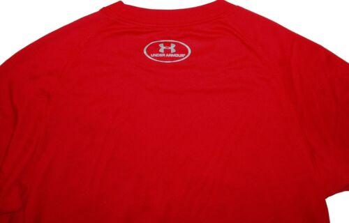 Under Armour Texas Tech Tee Raider Youth Boys College TT Girl Athletic top Shirt