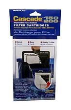 Penn Plax Cascade 150 and 200 Filter Cartridge 1pack 3 Count CPF34C3