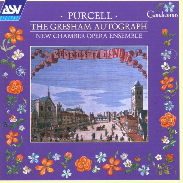 New Chamber Opera Ensemble - Purcell: The Gresham Autograph