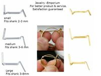 Counter -loc Stronghold & Comfortable Ring Guard For Custom Fit 14 Kt Gf