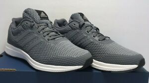 buy popular e0eb8 546a4 Image is loading Adidas-Mens-Size-7-5-Mana-Bounce-Grey-