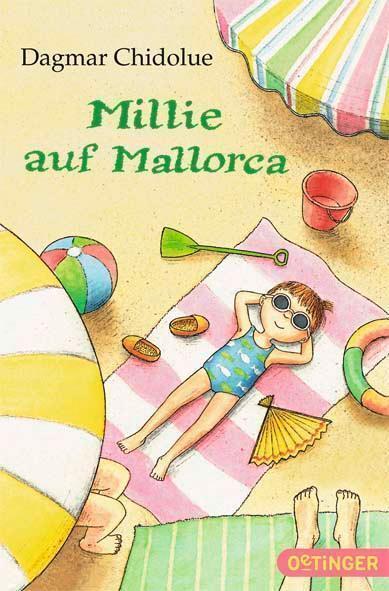 Millie auf Mallorca von Chidolue, Dagmar
