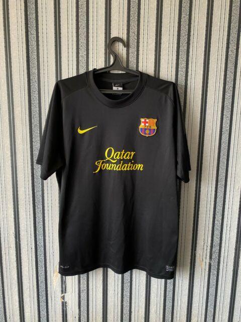 FC Barcelona SPAIN 2011 2012  shirt jersey soccer football  size XL nike