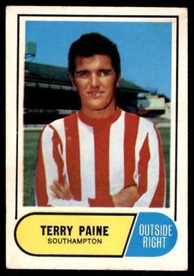 126 B2 Southampton No Terry Paine A/&BC Football Green Back 1969