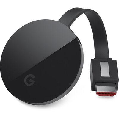 Google Chromecast Ultra - (GA3A00403A14)