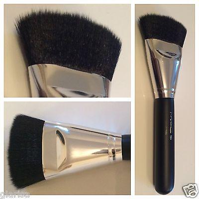 MAC 163 Brand Feel Flat Face Contour Foundation Brush Makeup Brush Makeup Tool