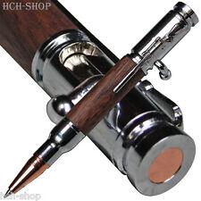 Penna A Sfera Cartuccia Bicromato Potassio Clip Forma Di Pistola