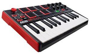 Akai-Professionell-USB-Midi-Tastatur-Controller-8-Pad-Mpk-Mini-MK2-W-Abtastung