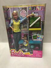 Barbie Teacher Playset Doll Careers And Nikki I Can New Girls Set School Mattel