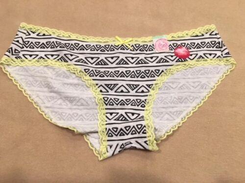 St.Eve So Junior//Misses Cotton Blend Panties Cheeky Hipster MEDIUM