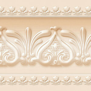 Details About Wallpaper Borders Peel And Stick Victorian Architectural Self Adhesive Moulding
