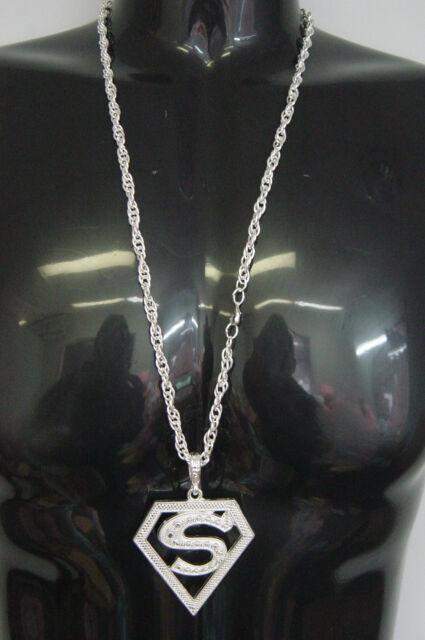 Various Bling Pimp Gangster Necklaces Fancy Dress Party Hip Hop (BL)