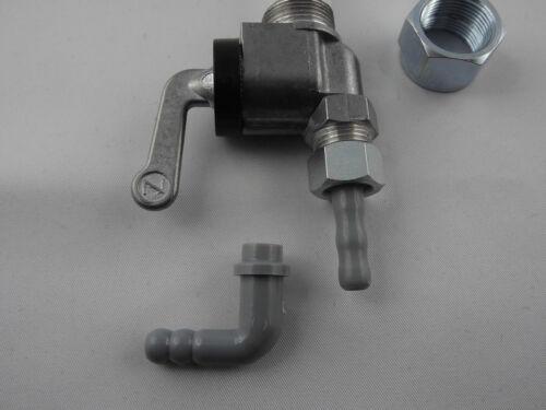 fuel tap Benzinhahn PUCH MONZA 4S 4SL 6SL 1A Qualität made in germany M16x1