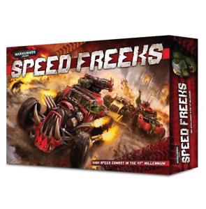 Warhammer 40K- Orks Speed Freeks Box Set - Brand New in Box