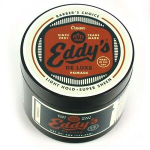 Eddy's DeLuxe Crown Hair Pomade