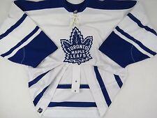 KOHO Team Issued Toronto Maple Leafs NHL Pro Stock Hockey Game Jersey Goalie Cut