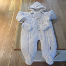 56131aea8 item 1 The Essential One - White Fur Baby Snowsuit/Pramsuit EO1 -  6-9Months/9.5KG/21LBS -The Essential One - White Fur Baby Snowsuit/Pramsuit  EO1 ...