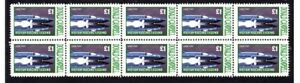 DONALD-CAMPBELL-MOTOR-RACING-STRIP-OF-10-MINT-VIGNETTE-STAMPS-2