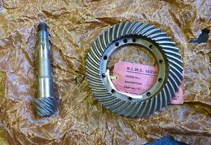 BTC480-MORRIS-FG-AUSTIN-FX4-TAXI-amp-GIPSY-6-2-CWP-REAR-diff-FINAL-DRIVE-nos-RAR
