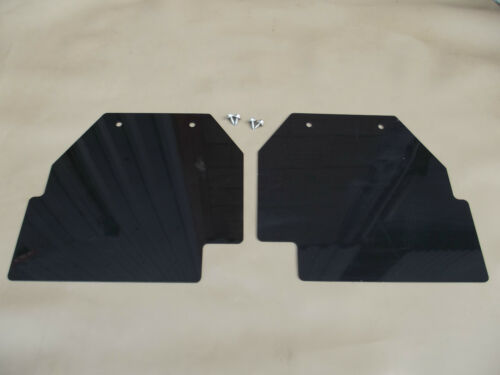 Land Rover Defender Front Outrigger Mud Shield Inner Wing Mud Guard wheel arch