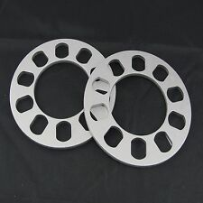 "(2) 0.25"" Inch Chevy Chrysler Dodge Ford Flat Wheel Spacers 