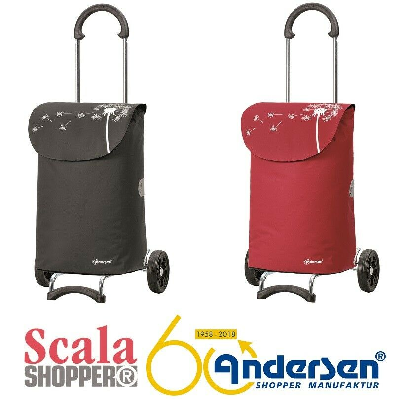 Andersen Scala Scala Scala Shopper Bea Einkaufswagen Einkaufstrolley 8bb455