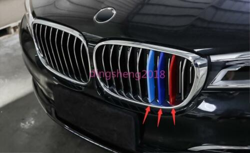Exterior Front Center Grille Grill Cover Trim For BMW 7 Series G11 G12 2016-2018