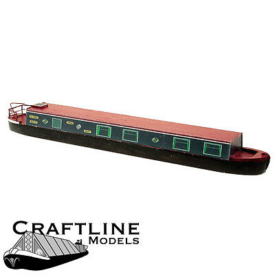 54ft Holiday Cruiser Narrow Boat Craftline - Sil56 - Oo Balsa Kit - Free Post