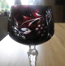 RÖMER  TRAUBE KUPFERRUBIN Weinrömer   GLAS H=20 cm