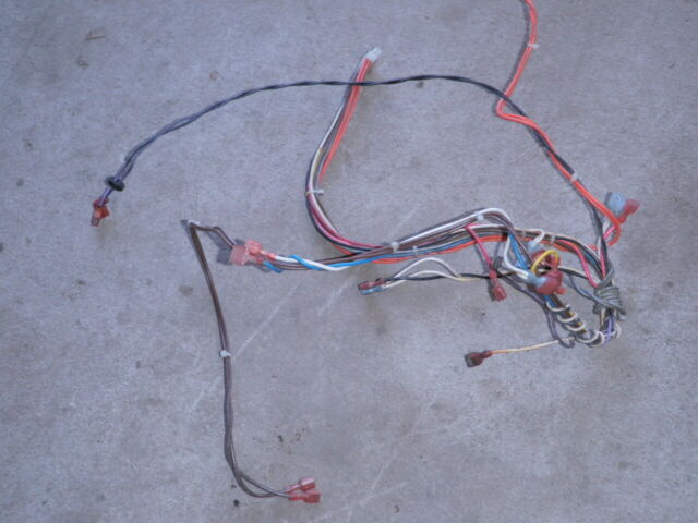Breckwell Big E Sp1000 Pellet Stove Wire Harness Oem