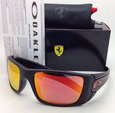 New OAKLEY Sunglasses Special Edition Scuderia Ferrari FUEL CELL OO9096-A8 Black