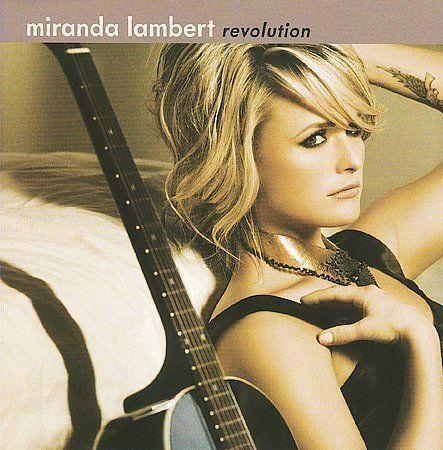 1 of 1 - Revolution, Miranda Lambert CD-ROM