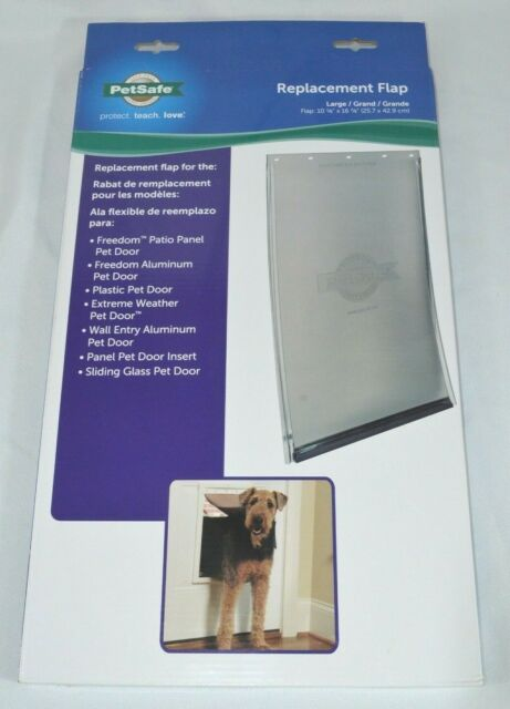 PetSafe Large Replacement Flap NEW Sealed PAC11-11039 for Freedom Pet Door