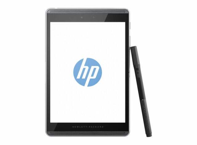 "HP Pro Slate 8 7.9"" Touch FHD 4:3 Quad Core 2.3GHz 16GB 2GB Android Tablet"