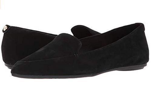 risparmia il 50% -75% di sconto New donna TARYN rosa Faye nero Silky Suede Pointed Pointed Pointed Toe Flats scarpe 34TR0252  punto vendita