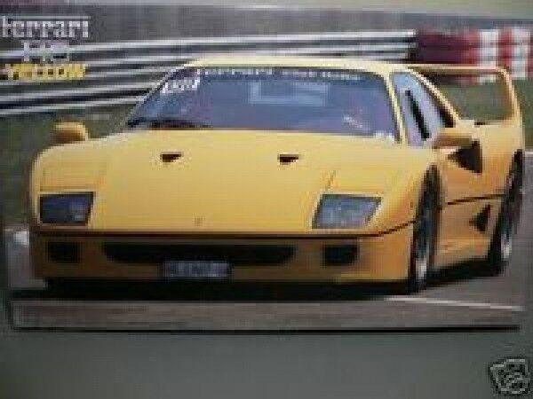 1 24 Fujimi Ferrari F40 Gelb Nr. 12046 12046 12046  | Offizielle Webseite  70e22f
