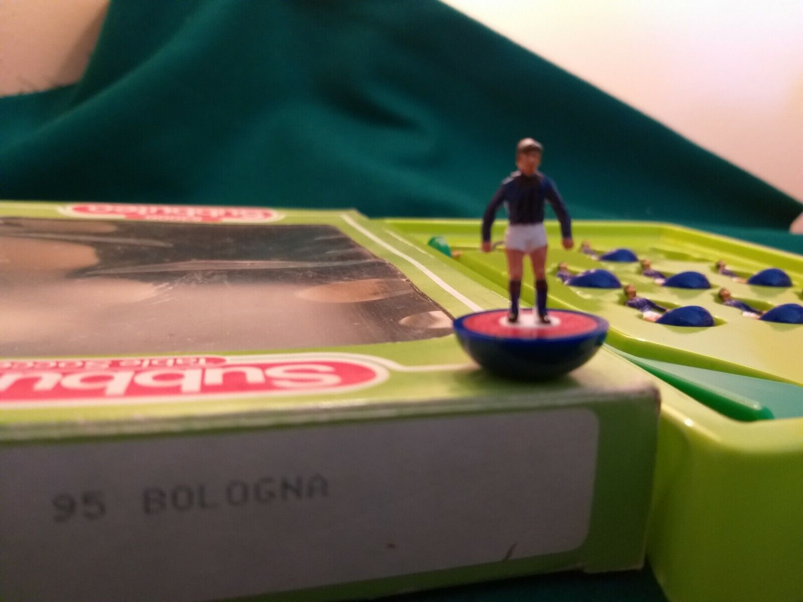 LW SUBBUTEO BOLOGNA TEAM REF 95 PERFECT CONDITION