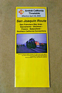 Amtrack-San-Joaquin-Route-Timetable-April-28-2003