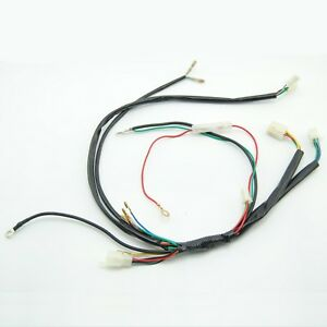 image is loading engine-wiring-harness-loom-for-chinese-50cc-70cc-