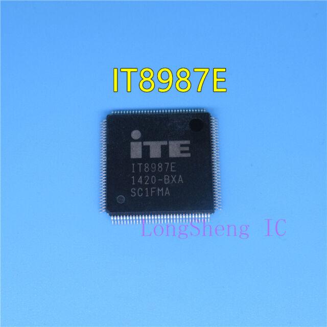 2 peice New ITE IT8987E BXA ITE8987E 8987 IT8987E//BX QFP I//O IC chip 8987E