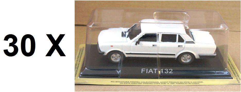 Comercio al por mayor de 30 coches 1 43 Fiat 132-DIECAST wholesale lot Model car 7