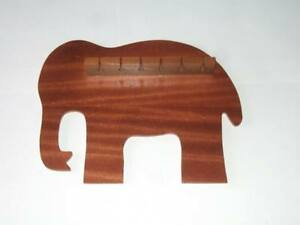 Mahogany huge range - see list 6pc Teapot Wooden Spoon Display Rack