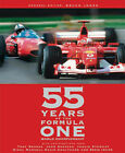 55 Years of Formula One by Bruce Jones (Hardback, 2005)
