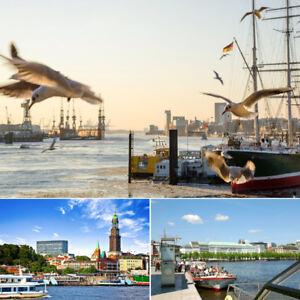 Hamburg Städtereise Hotel Bridge Inn 2 Personen & 1 Kind frei Kurzreise Urlaub