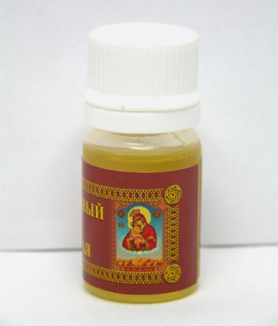 Öl geweiht 8 ml Елей масло освященный возле иконы Богородицы Почаевская 8 ml