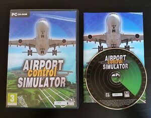 Details about Airport Control Simulator - PC CD-ROM - Free, Fast P&P! - Air  Traffic Controller