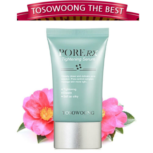 Double Effect Pore Rx Tightening Serum TOSOWOONG 30ml Pore Control
