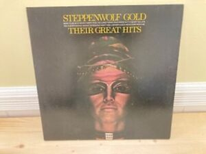 Steppenwolf-Gold-Their-Great-Hits-Vinyl-LP-1972-Dunhill-ABC-Records-DSX-50099